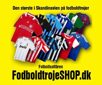 Fodboldtrøjer SHOP